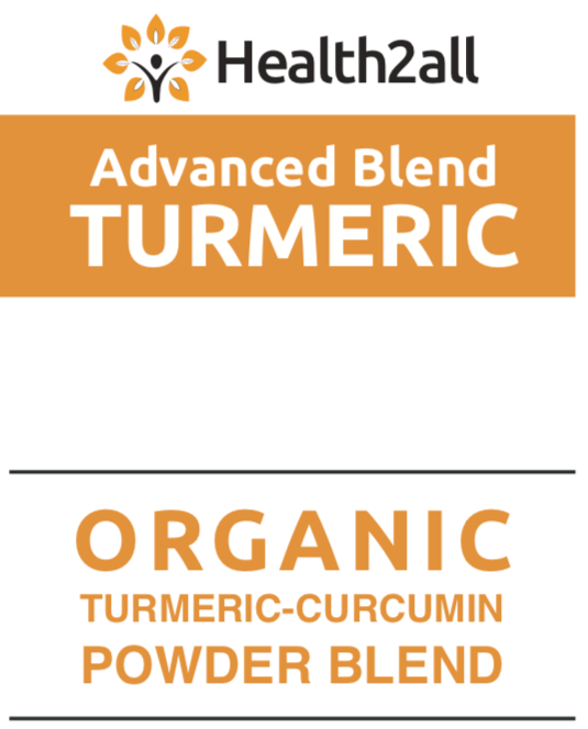 Advanced Turmeric Powder Blend