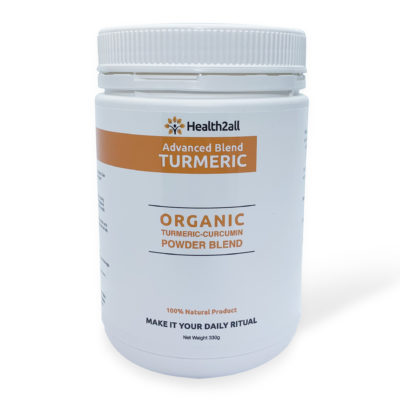 Turmeric Powder Blend - Health2all