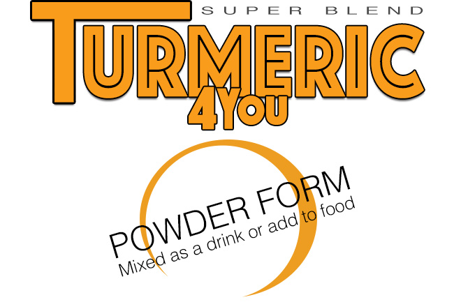Turmeric 4You (330g) x3 - Turmeric Powder