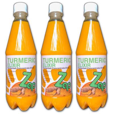 TURMERIC ELIXIR (600ML)