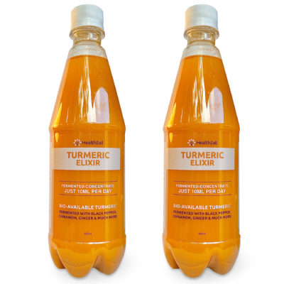 Turmeric Elixir x 2