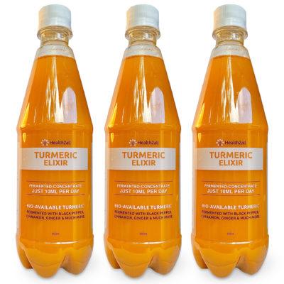 Turmeric Elixir x 3