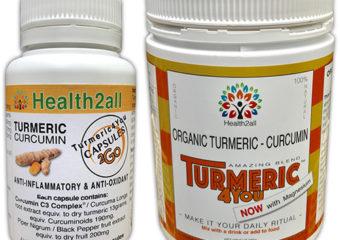 Turmeric Capsules Vs Turmeric Powder Blends ?