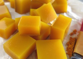 Tasty Turmeric Jelly For Your Belly!!