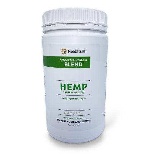 Hemp Seed Protein Powder (Natural)